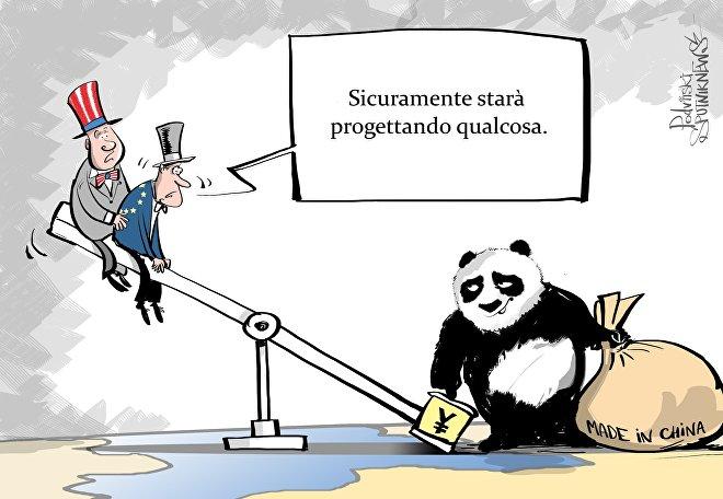 Europa e America non sanno cosa aspettarsi dalla Cina