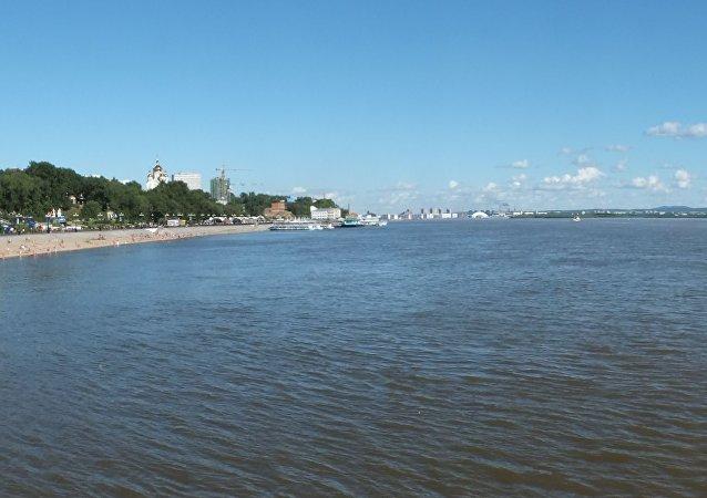 Panorama di Amur