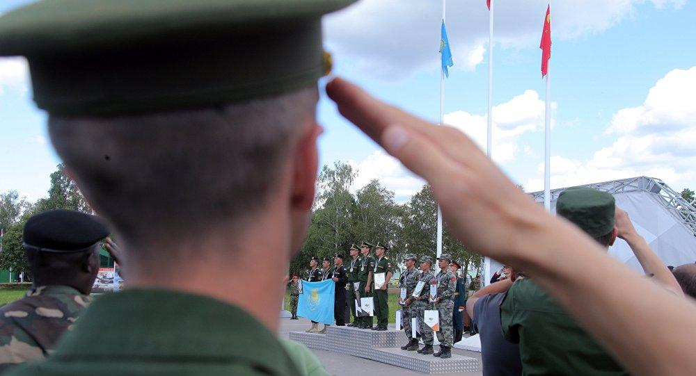 """""""Mosca ha guidato la classifica degli stati partecipanti – ha spiegato l'alto ufficiale -, ottenendo il primo posto nella maggior parte degli eventi."""