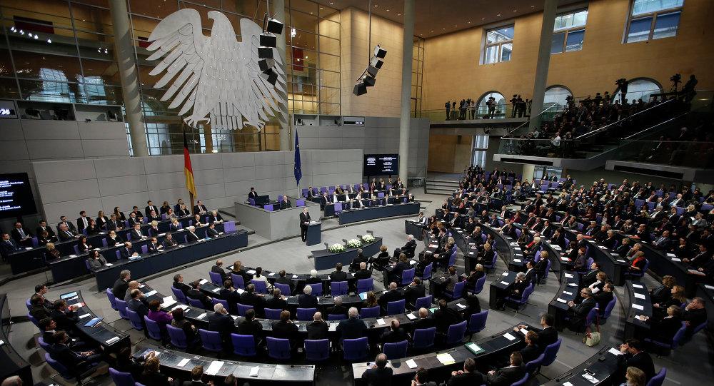Parlamento tedesco Bundestag