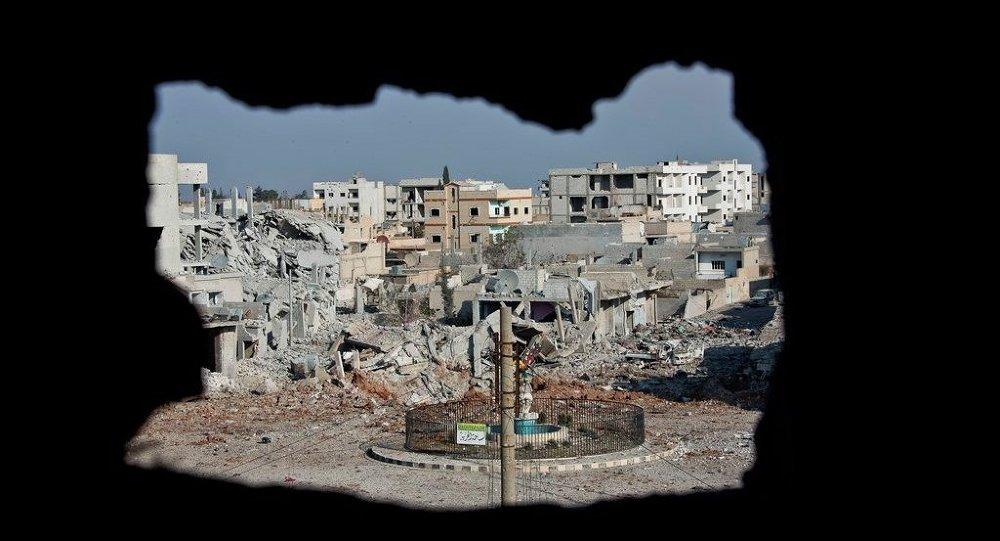 Siria, Kobane
