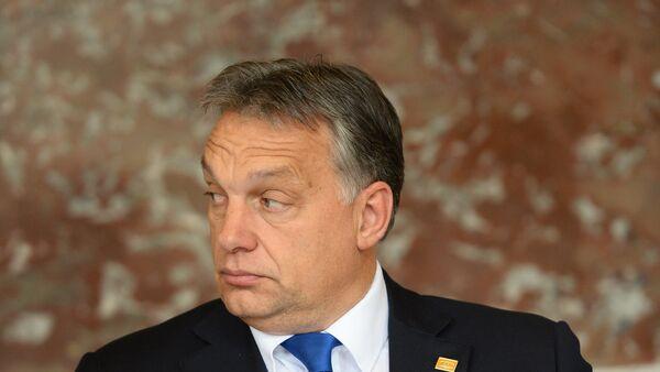 Viktor Orban, primo ministro dell`Ungheria - Sputnik Italia
