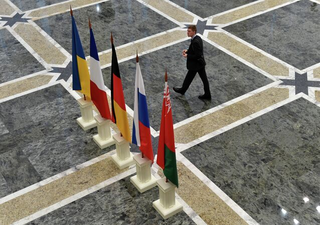 11 febbraio a Minsk in formato di Normandia si sono incontrati i leaders della Francia, Russia, Germania e Ucraina
