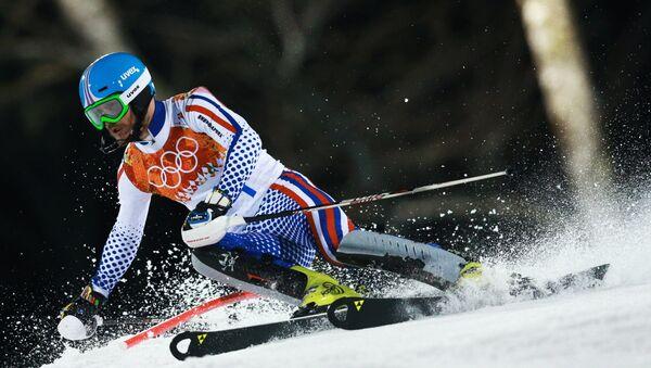 Olimpiade 2014. Slalom uomini - Sputnik Italia