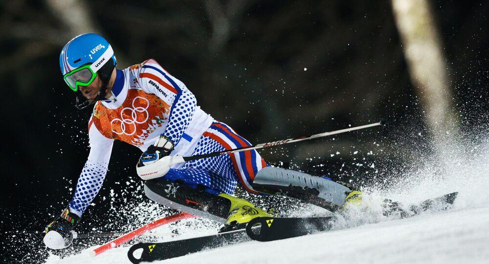 Olimpiade 2014. Slalom uomini