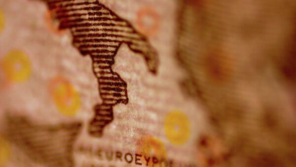 euro con immagine dello Stivale - Sputnik Italia