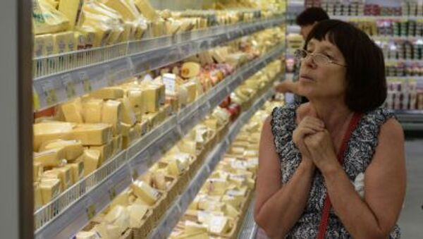 vendita formaggi - Sputnik Italia