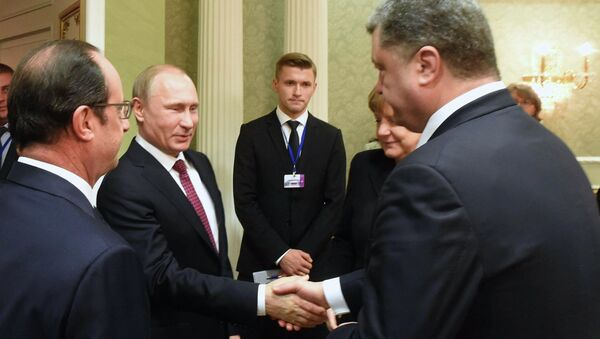 Le trattative in formato di Normandia a Minsk - Sputnik Italia