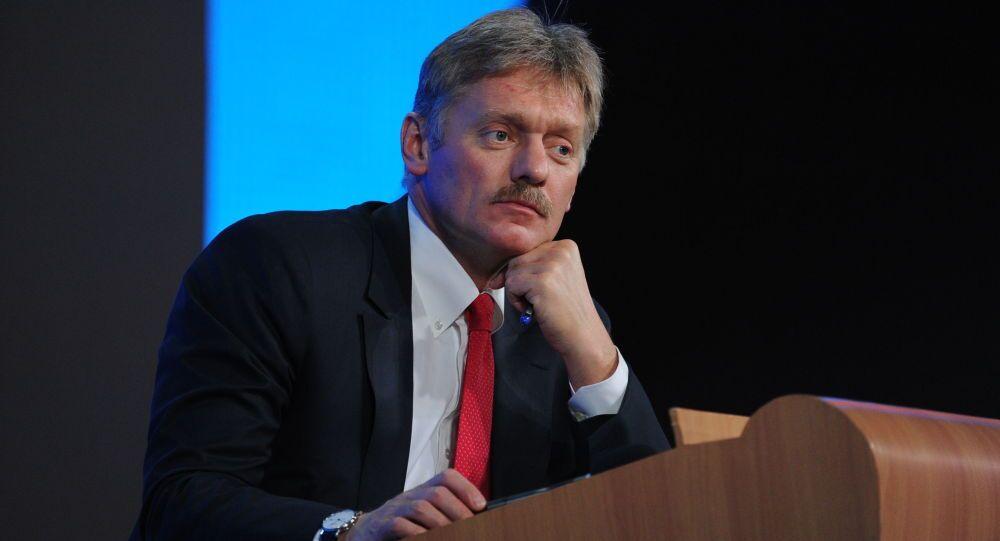 Portavoce del presidente della Federazione Russa Dmitrij Peskov