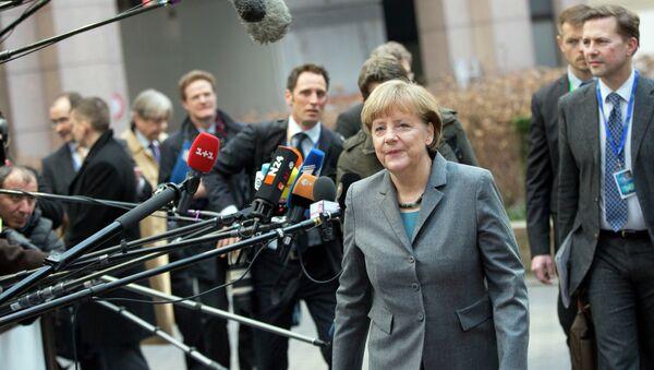 La Canceliera tedesca Angela Merkel - Sputnik Italia