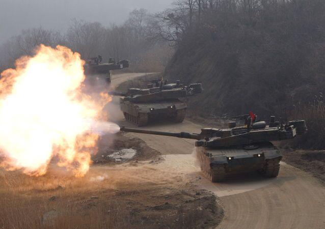 Carri armati K-2