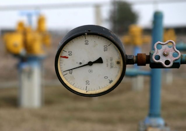 Сentrale gas in Ucraina
