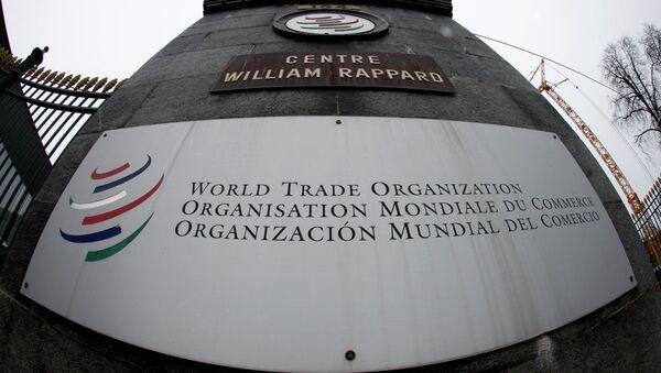 WTO - Sputnik Italia
