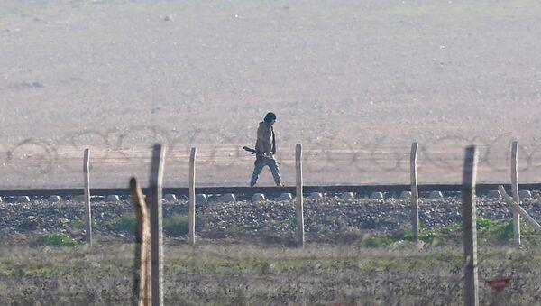 Confine tra Siria e Turchia - Sputnik Italia