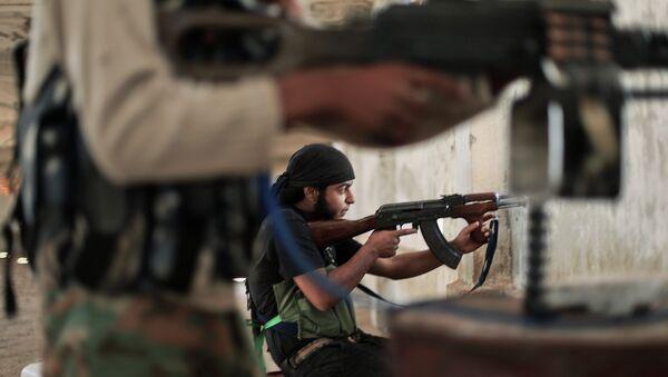 Combattenti ISIS, Siria - Sputnik Italia