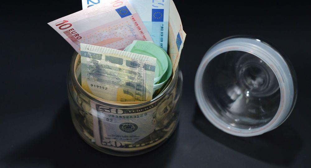 euro nel barattolo