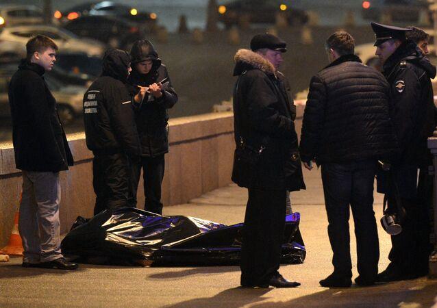 Omicidio Boris Nemtsov