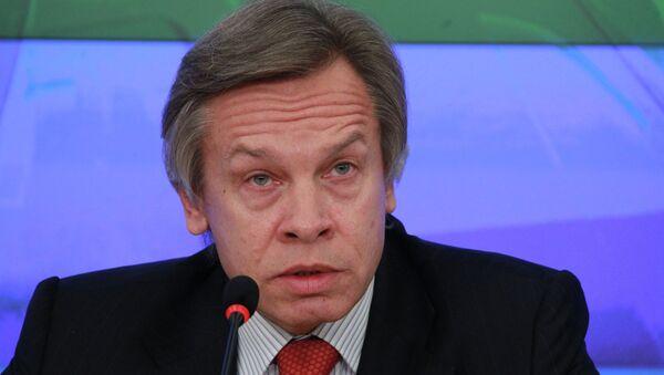 Alexey Pushkov - Sputnik Italia