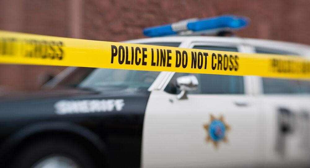 Polizia in USA