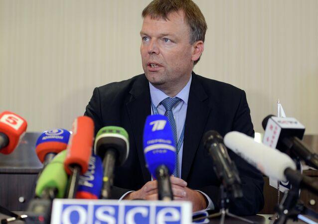 OSCE, Alexander Hug