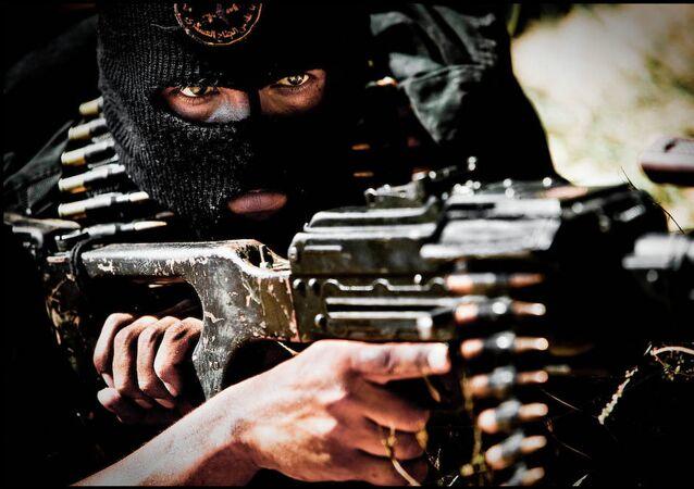 Jihadista di ISIS