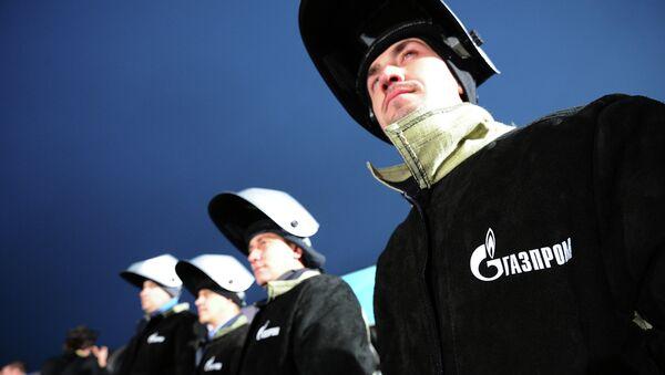 il personale della compania Gazprom - Sputnik Italia