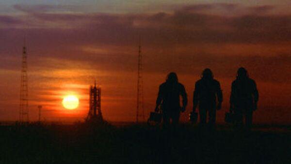 Il tramonto al cosmodromo Bajkonur - Sputnik Italia
