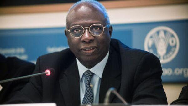 Il direttore generale della FAO Jacques Diouf - Sputnik Italia