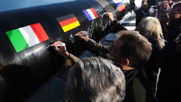 Le garanzie di fornitura stabile di gas russo sono importantissime per l`Europa - Sputnik Italia