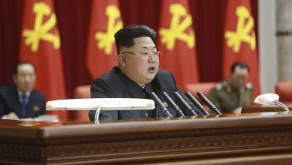 Il leader nordcoreano Kim Jong-un - Sputnik Italia