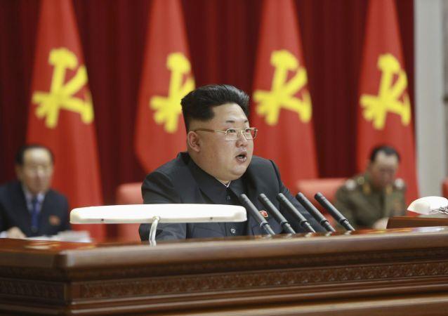 Il leader coreano Kim Jong Un