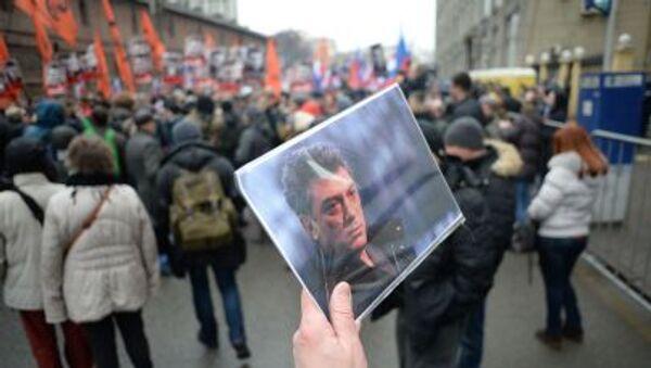 Marcia in memoria di Nemtsov - Sputnik Italia