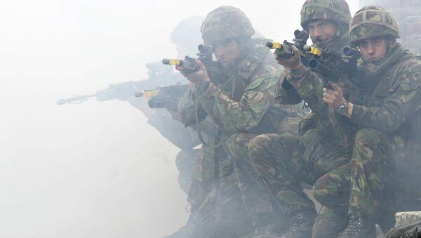 Le  esercitazioni della NATO Response Force exercise. - Sputnik Italia