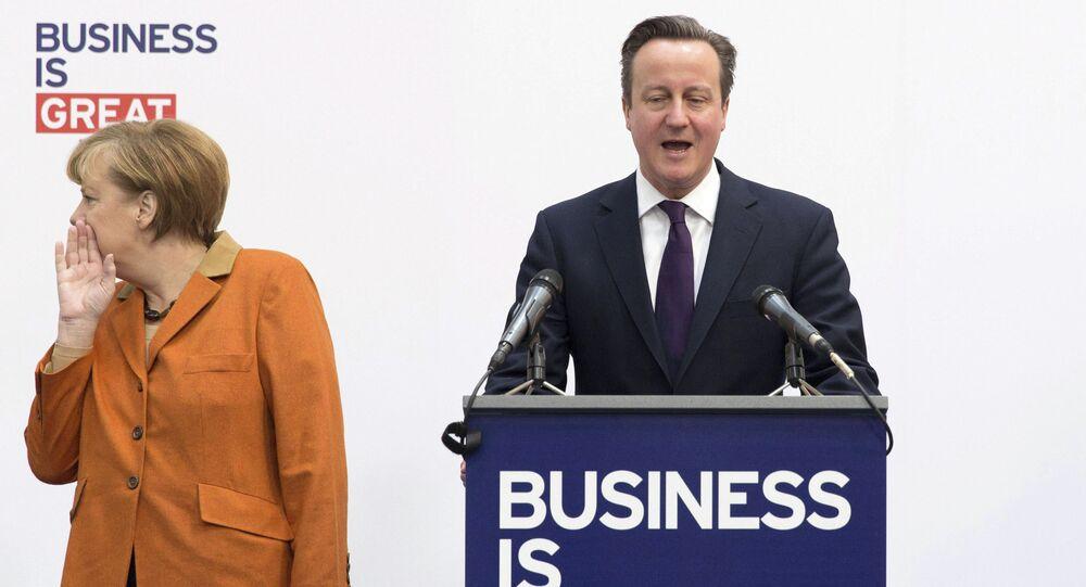 I conservatori sanno benissimo che, sia per motivi economici sia strategici, l'appartenenza all'Unione è indispensabile per Londra.