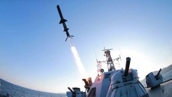 test missilistico - Sputnik Italia
