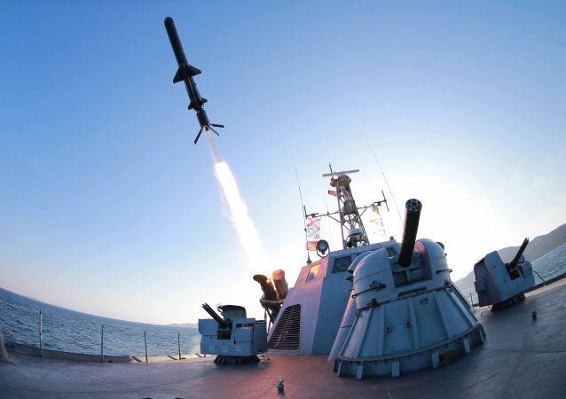test missilistico