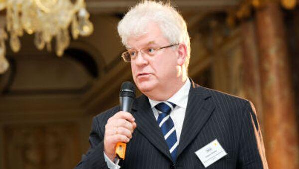 Il rappresentante della Russia presso l'Unione Europea Vladimir Chizhov - Sputnik Italia