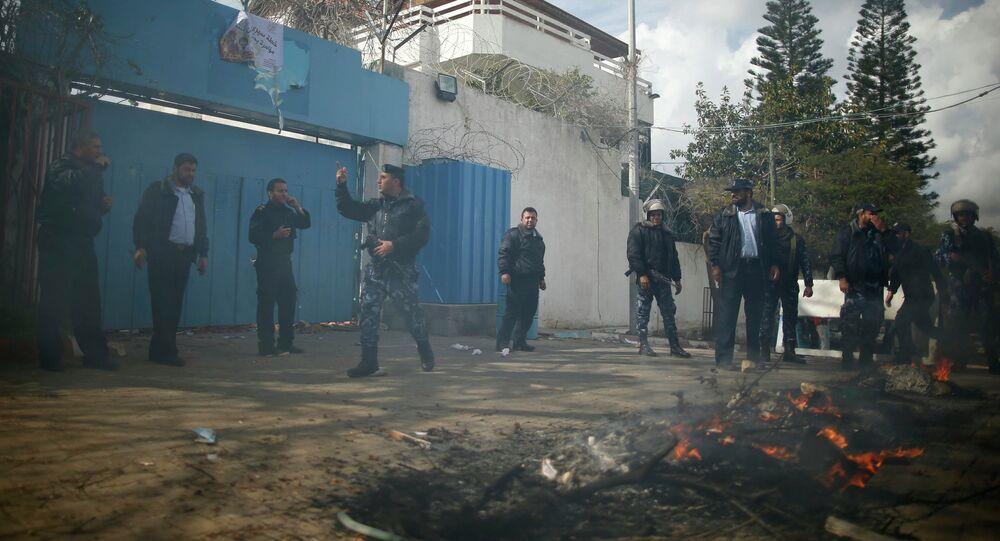 Hamas considera l`accaduto a Gerusalemme Il gesto eroico