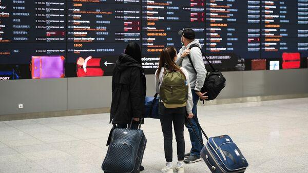 Aeroporto Sheremetyevo di Mosca - Sputnik Italia