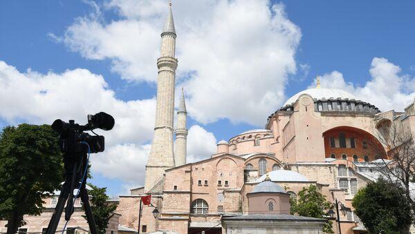 Santa Sofia a Istanbul, Turchia - Sputnik Italia