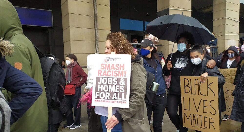 Black Lives Matters a Londra