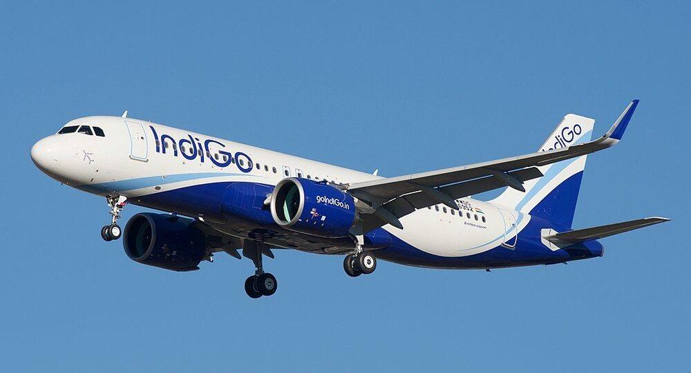 Airbus IndiGo