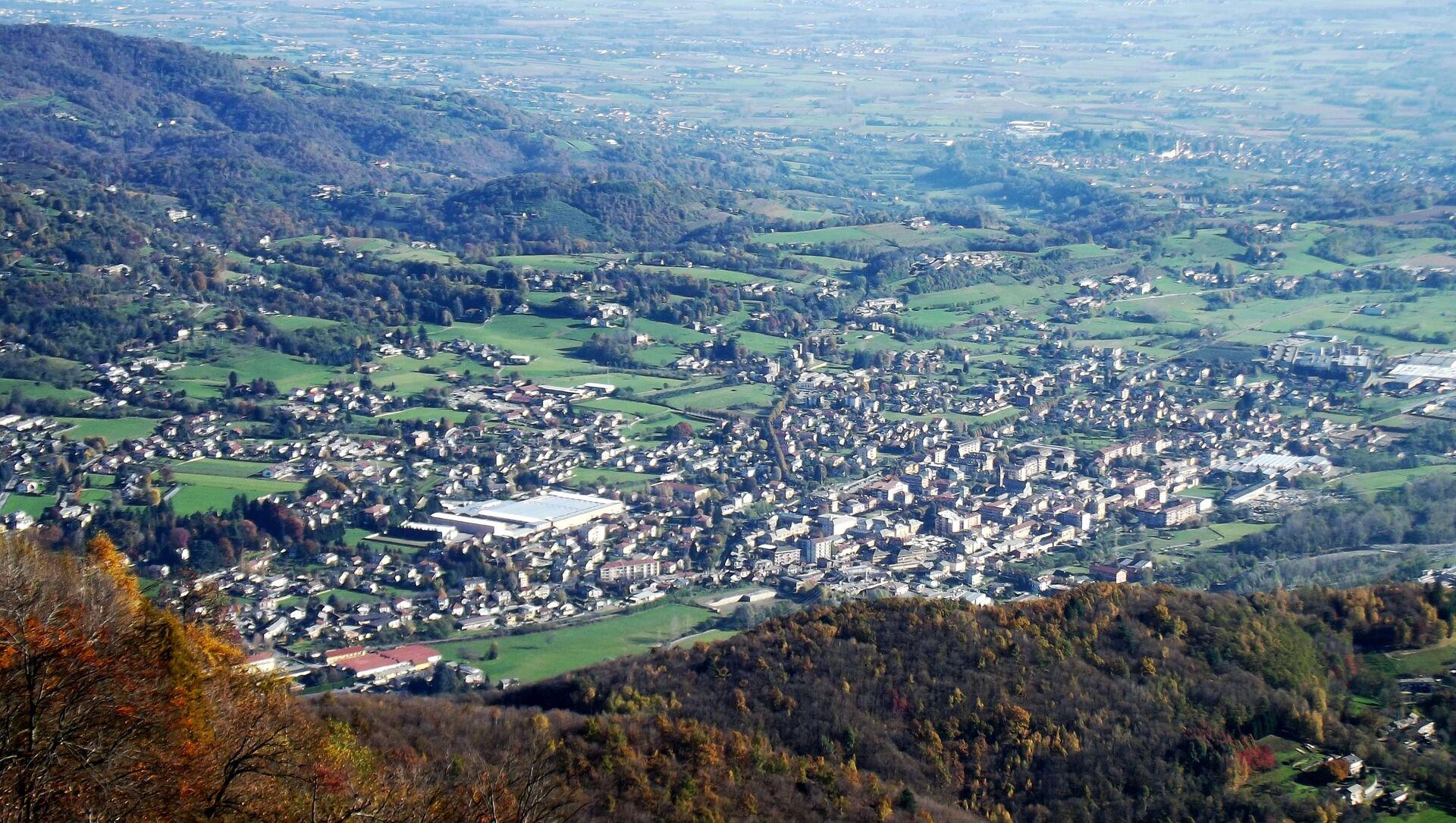 Comune di Luserna, Trentino Alto Adige - Sputnik Italia, 1920, 05.02.2021