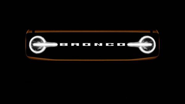 Ford Bronco - Sputnik Italia