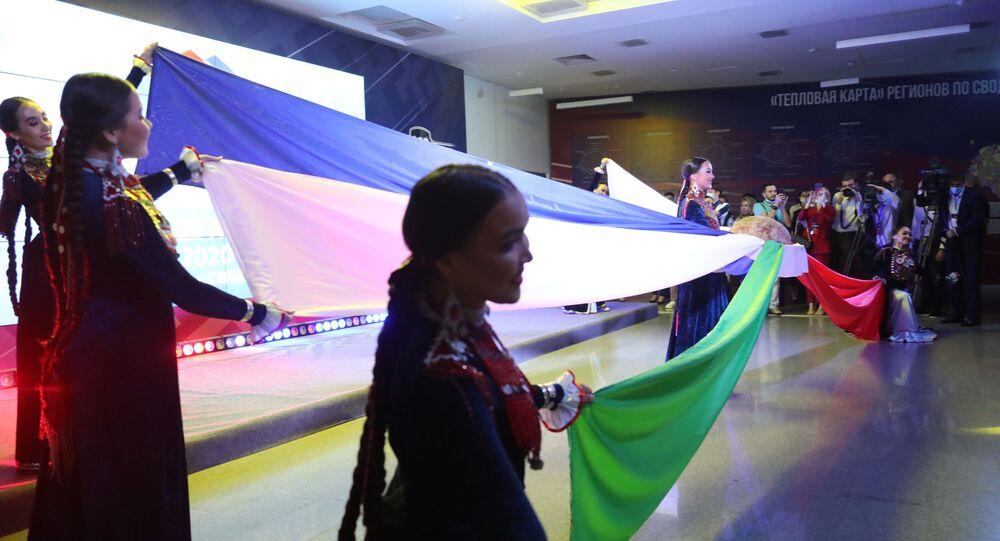 Il primo forum economico russo post-covid, dedicato al tema della difesa del Business in periodo di crisi si è svolto ad Ufa, in Baschiria, Russia