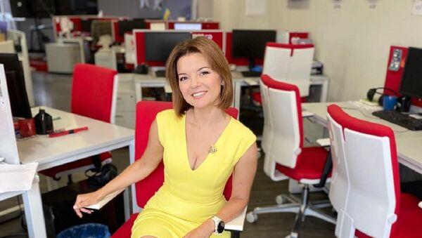 Marichka Padalko, presentatrice ucraniana - Sputnik Italia