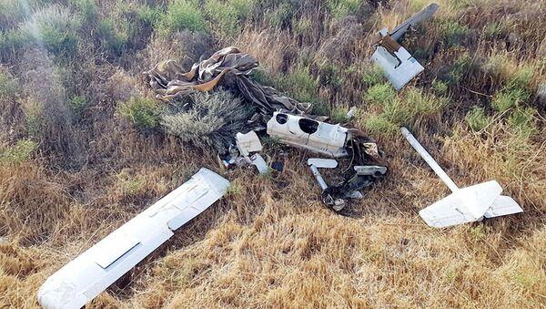 Escalation al confine Armenia-Azerbaigian: esercito armeno annuncia di aver abbattuto drone azero - Sputnik Italia
