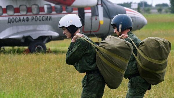 Truppe aviatrasportate russe - Sputnik Italia