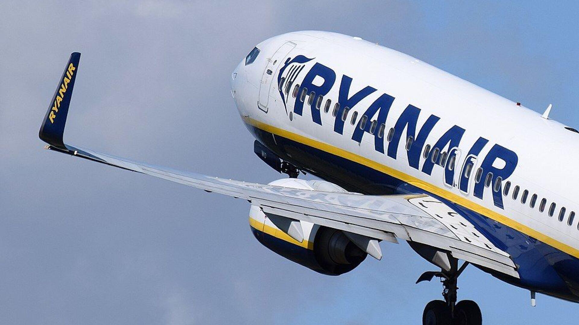 Un aereo di Ryanair - Sputnik Italia, 1920, 01.02.2021