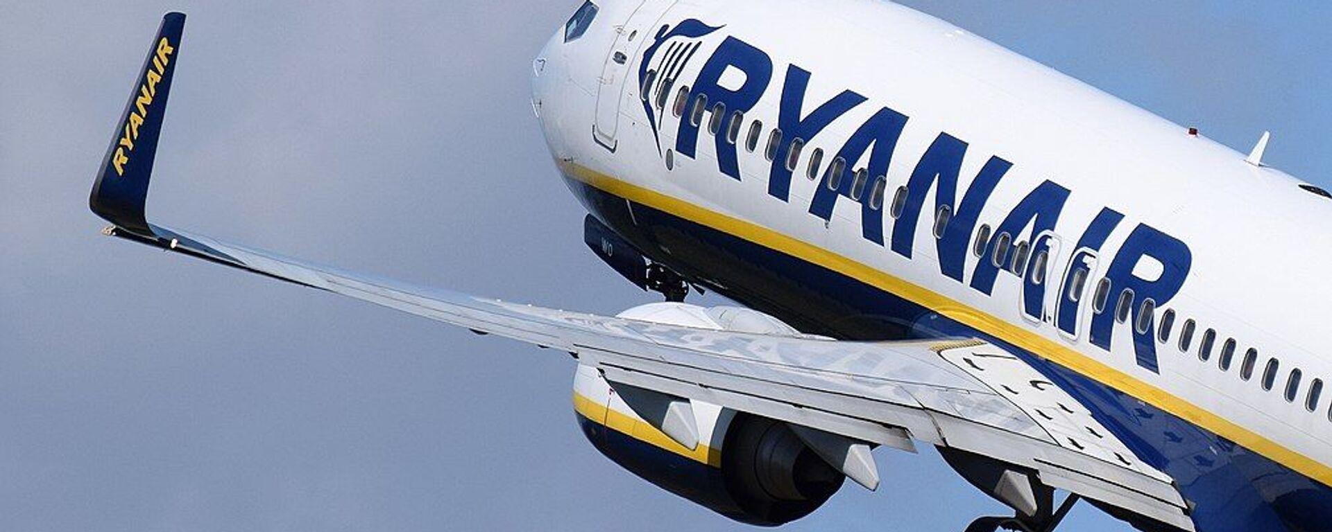 Un aereo di Ryanair - Sputnik Italia, 1920, 23.05.2021